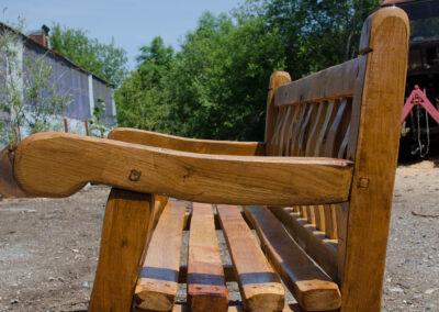 Garden Bench - Martin Symes