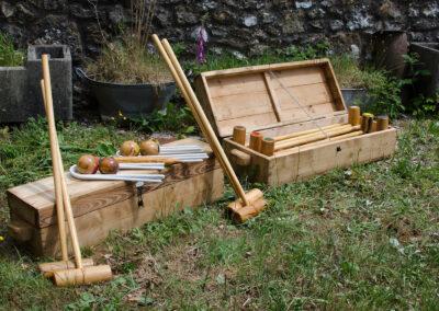 Garden Croquet Sets