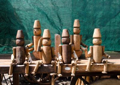 Little Woodland Men - Martin Symes