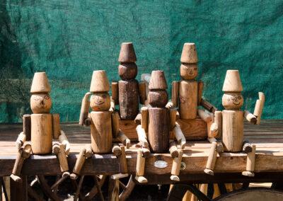 Little Woodland Men