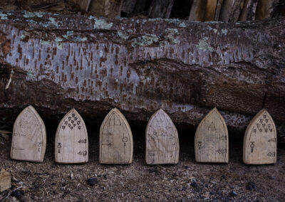 Fairy Doors into the Fairy Kingdom by Martin Symes Woodworker