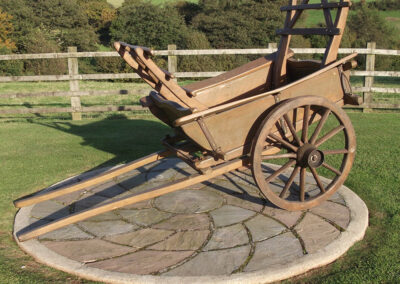 Donkey Cart - by Martin Symes
