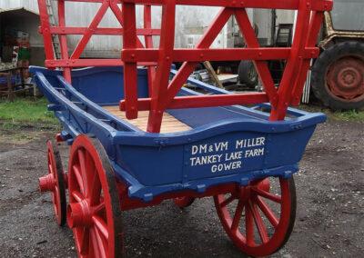 Half Size Farm Wagon by Martin Symes