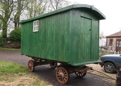 Steam Roller Van